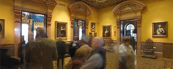 Se inauguran las visitas guiadas a Museo cerrado