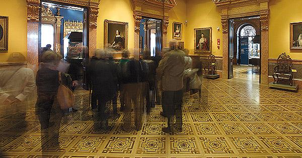 ¡Novedad! Visitas guiadas profesionales fuera de horario al Museo