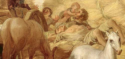 Jeannine Baticle comparaba el naturalismo de Goya con el realismo de Courbet