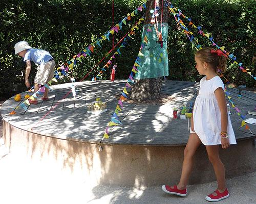 Campamento de verano para niños en el Museo Lázaro entre el 5 y el 9 de septiembre
