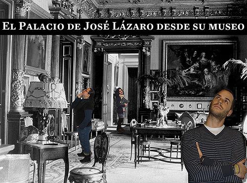 """Visitas guiadas gratuitas al museo Lázaro Galdiano """"El palacio de José Lázaro desde su Museo"""""""