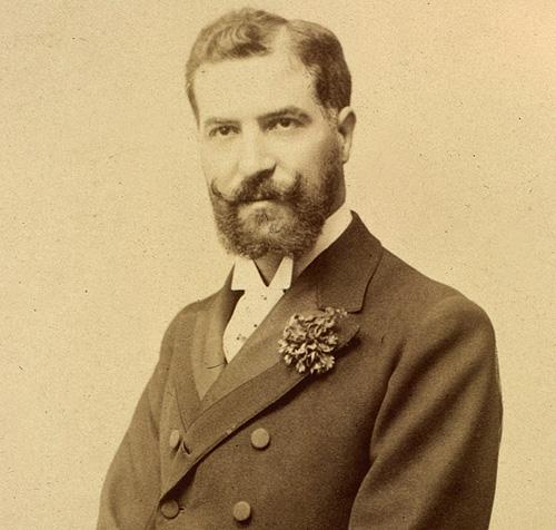 Retrato de José Lázaro Galdiano