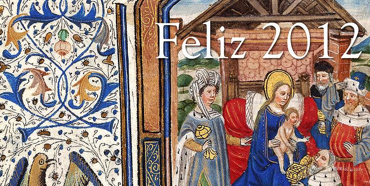 Desde la Fundación Lázaro Galdiano les deseamos un feliz 2012