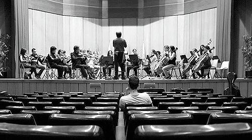 """Concierto de la orquesta """"Iuventas"""" con motivo del 150 aniversario del nacimiento de José Lázaro Galdiano"""