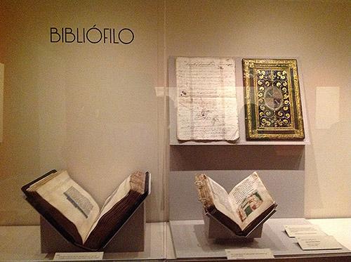 """José Lázaro como bibliófilo. Exposición """"Itinerario y memoria de José Lázaro. Editor, coleccionista, bibliófilo"""""""