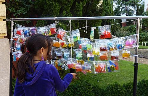 Taller de experimentación artística para niñ@s en el Museo Lázaro Galdiano