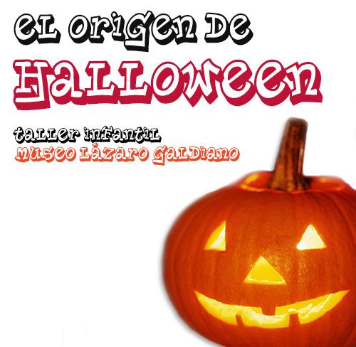 Taller infantil de Halloween en el Museo Lázaro Galdiano