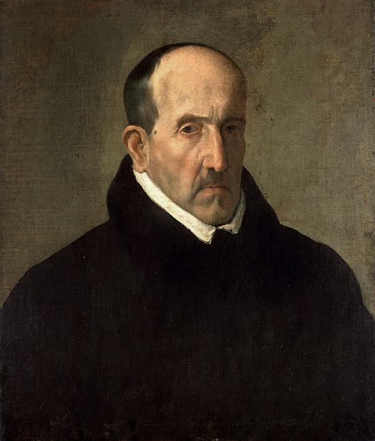 """""""Retrato de Luis de Góngora"""". Hacia 1623. Museo Lázaro Galdiano"""