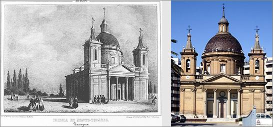 Iglesia de San Fernando de Zaragoza. Desde el siglo XIX hasta la actualidad