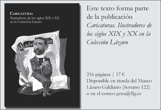 Catálogo de Caricaturas del Museo Lázaro Galdiano