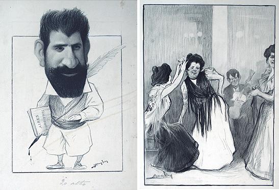 Obras destacadas de Medina Vera en el Museo Lázaro Galdiano