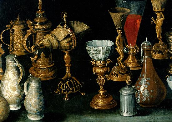 Detalle de la portada de la revista Goya 345 Especial Coleccionismo