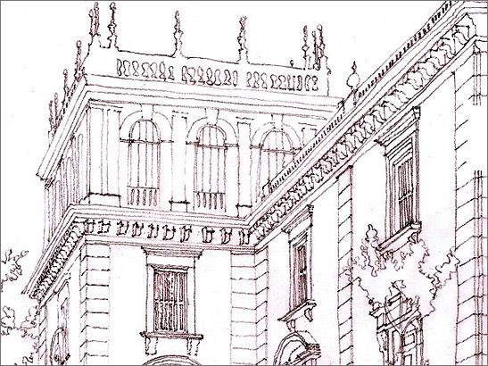 Taller de iniciación al dibujo en abril en el Museo Lázaro Galdiano de Madrid