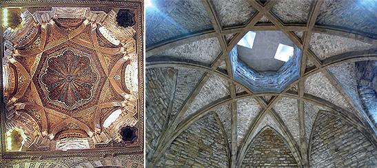 De la cúpula de la mezquita de Córdoba a la de la cocina de la Catedral de Durham