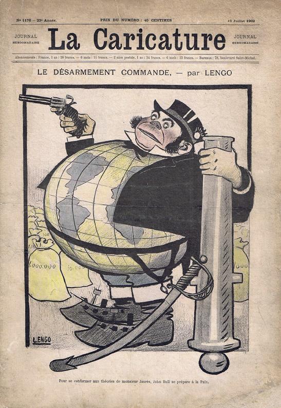 Caricaturas de Tomás Sancha Lengo