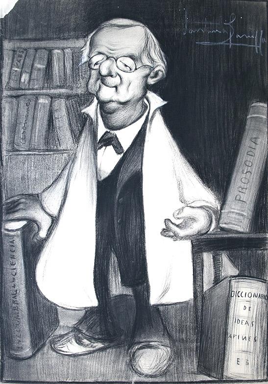 Joaquín Santana Bonilla: Eduardo Benot, 1900. Inv. 8864