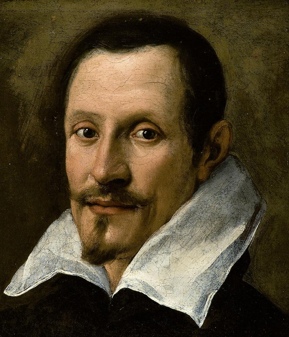 Juan van der Hamen (atrib.): Supuesto retrato de Giulio Cesare Sacchetti, 1625-1626. Colección García-Montañés, Córdoba.