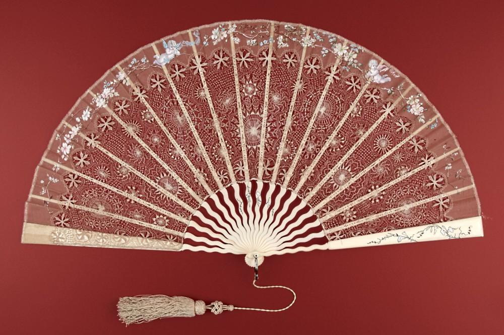 Pericón de uso personal de Doña Paula Florido (1890[ca]-1900[ca]). Escuela francesa. Museo Lázaro Galdiano. Nº inv. 967