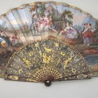 La colección de abanicos del Museo Lázaro Galdiano (I)