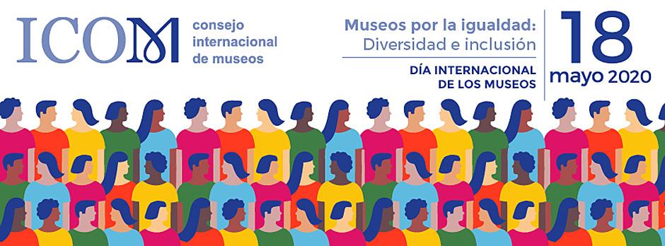 Banner del Día Internacional de los Museos 2020