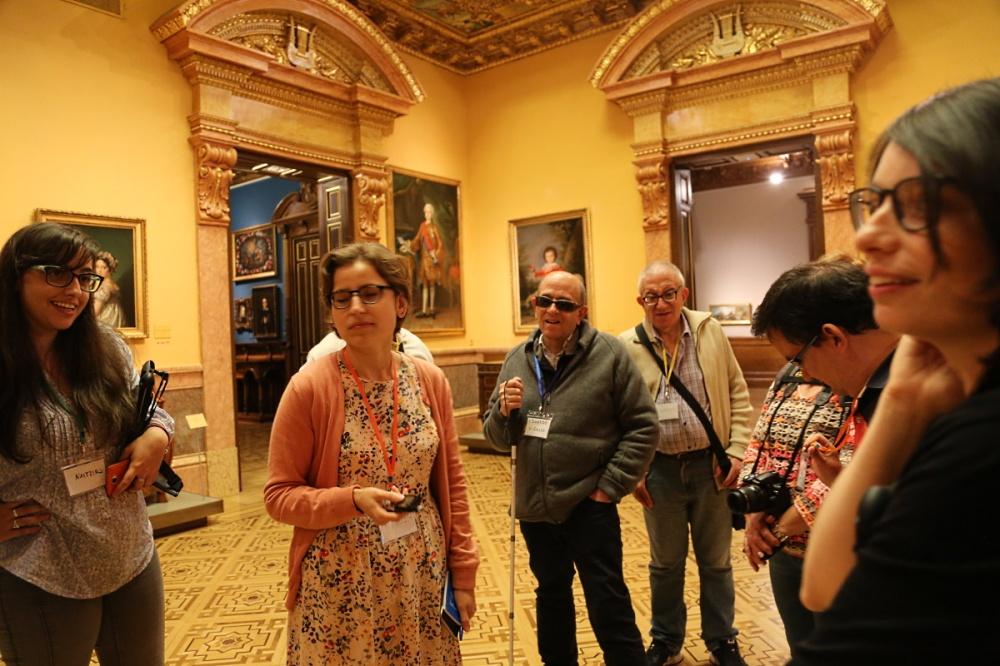 Proyecto europeo ARCHES. Investigación participativa en el Museo Lázaro Galdiano