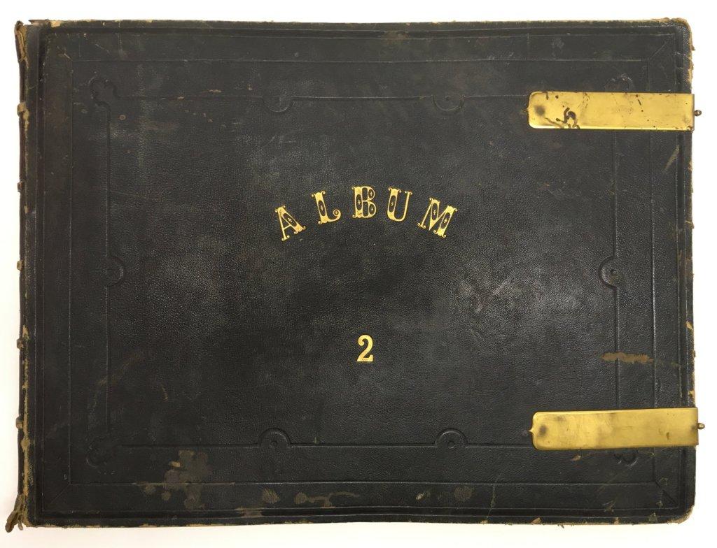 Fig. 3. Álbum de dibujos. Museo Lázaro Galdiano