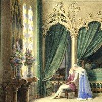 Una obra de Auguste-Siméon Garneray en el Museo Lázaro Galdiano