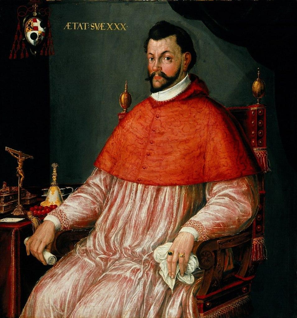 Kaspar Memberger: Wolf Dietrich von Raitenau, 1589 (Museo de Salzburgo)