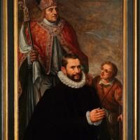 Los retratos de Martín Pérez de Barrón y Catalina Pérez identificados en las alas laterales del antiguo tríptico de Orduña del Museo Lázaro Galdiano